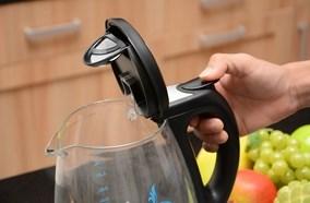 Nút tắt mở bằng nhựa cách nhiệt và dễ sử dụng