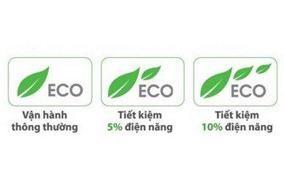 Công nghệ điều khiển thông minh Eco