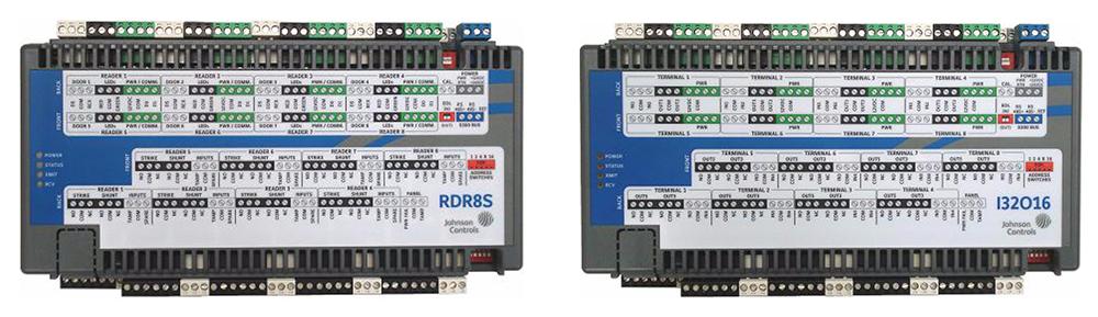 S300-DIN-RDR8S & S300-DIN-I32O16