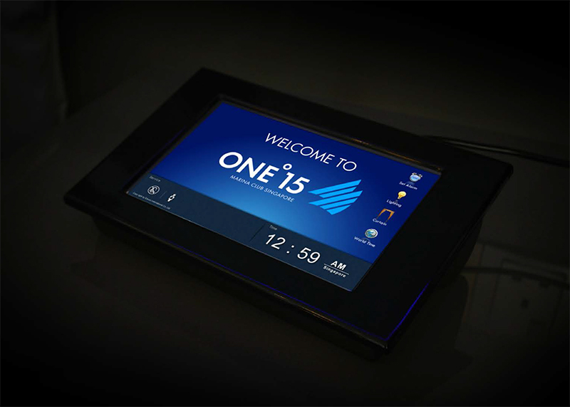 TOUCH SCREEN BEDSIDE PANEL