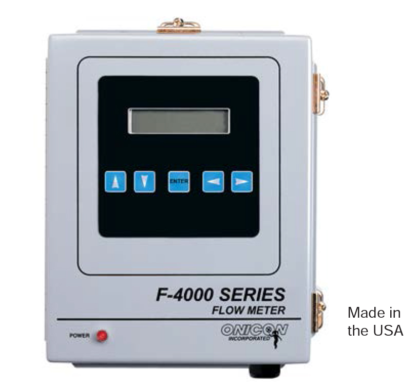 0698-4-F-4200-Ultrasonic-Flow-Meter