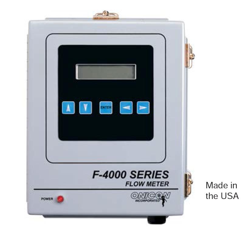 0698-4-F-4200-Ultrasonic-Flow-Meter