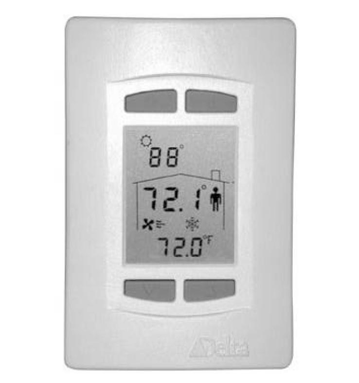 delta thermostat dnt t103 manual