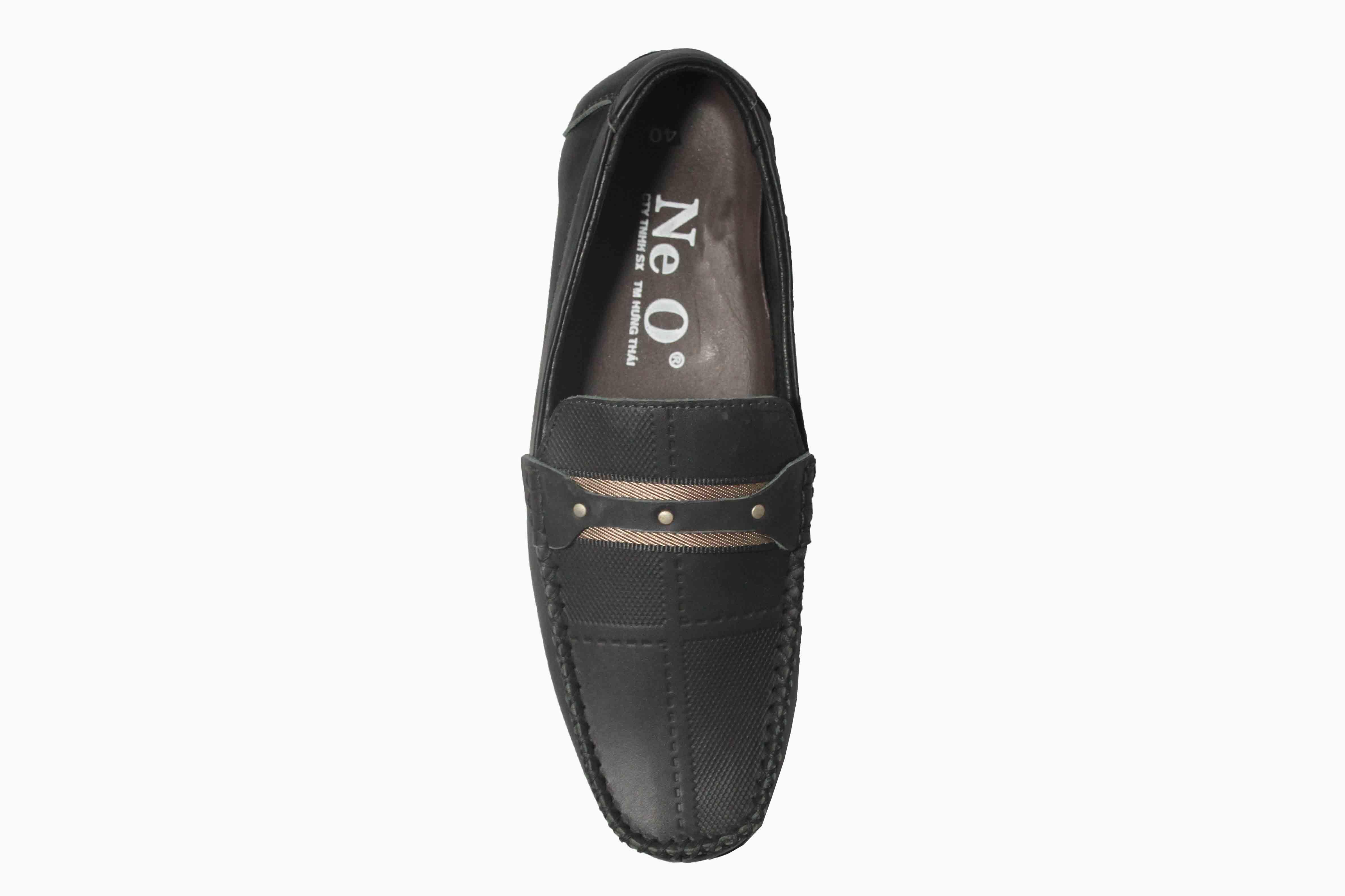 giày lười da nam đẹp