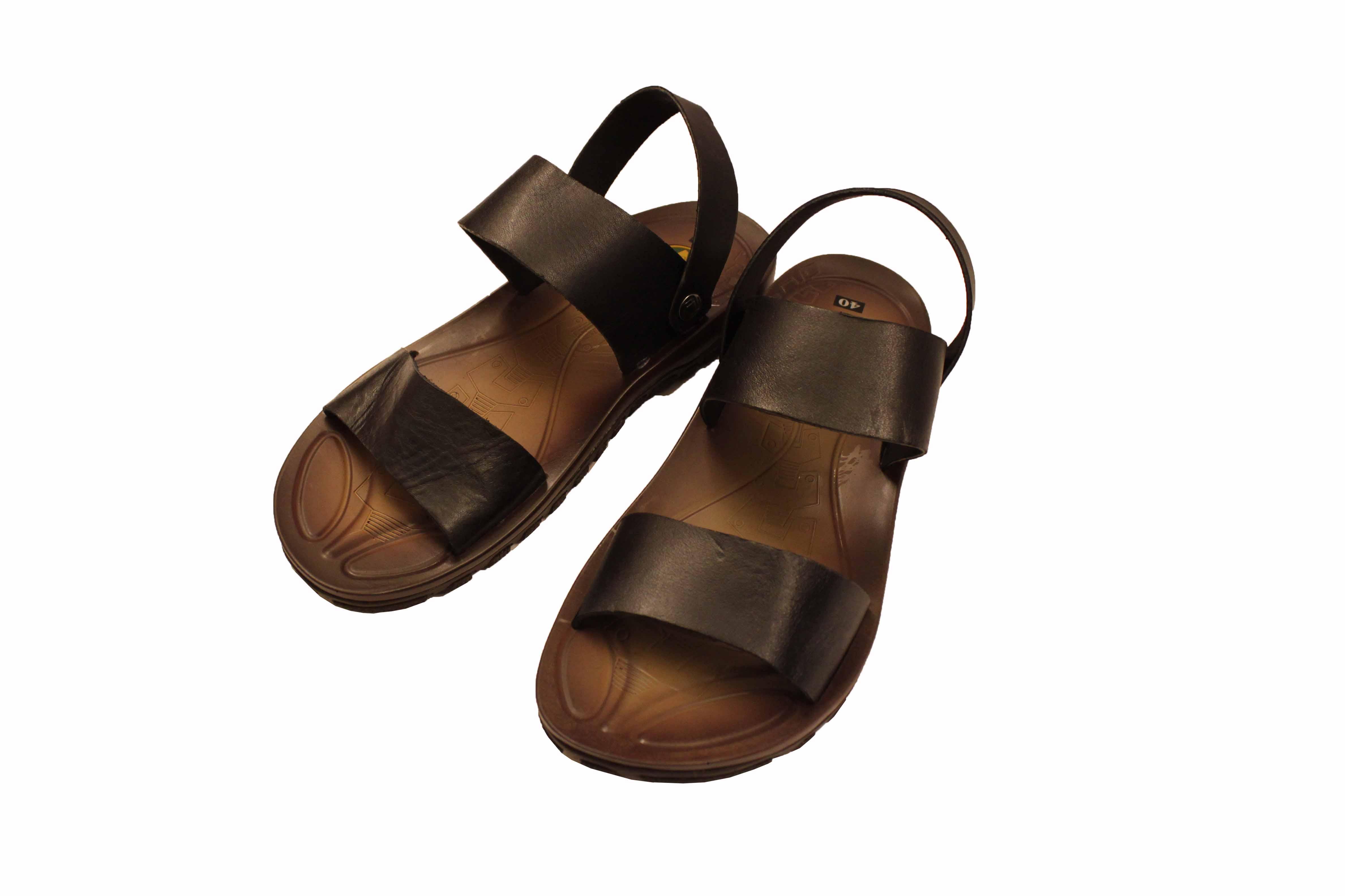 sandal quai ngang