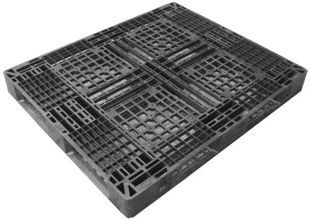 pallet nhựa đã qua sử dụng 1200x1000x150mm tại hồ chi minh