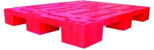 Pallet nhựa 1 mặt 9 chân 1200x1000x150mm tại Hồ chí minh