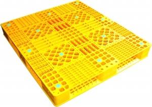 pallet nhựa 2 mặt Pl02HG 1200x1000x145mm tại Hồ Chí Minh