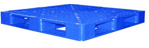 pallet nhựa pl15lk 1100x1100x125mm kê hàng 3 tấn tại Hồ chí minh