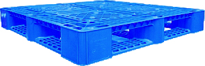 pallet nhựa pl09lk 1100x1100x150mm tại hồ chí minh