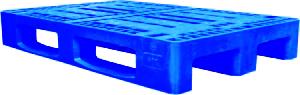 pallet nhựa PL01LK 1200x800x180mm tại hồ chí minh