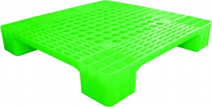 Pallet nhựa 4 chân 600x600x100mm  kê hàng nhẹ tại hồ chí minh