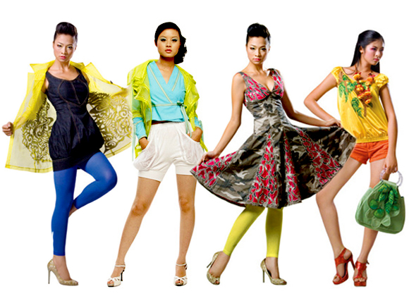 Thị trường thời trang hiện nay