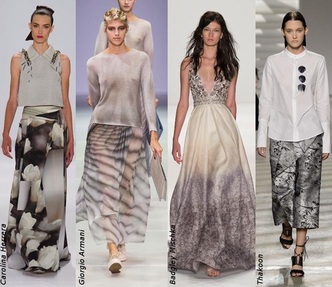Phối màu trang phục theo phong cách trung tính
