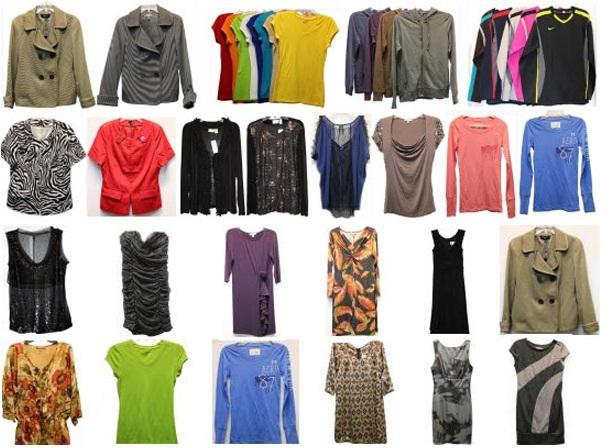 Quần áo giá sỉ, đep, mẫu mã đa dạng