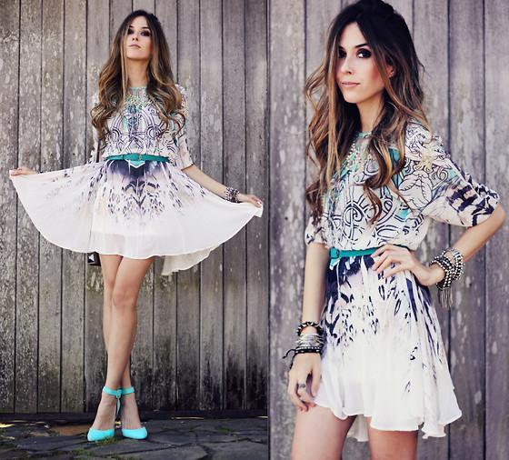 Váy liền cho thời trang thu đông