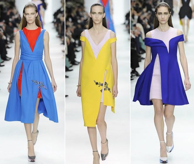 BST Dior với sự kết hợp màu sắc tinh tế