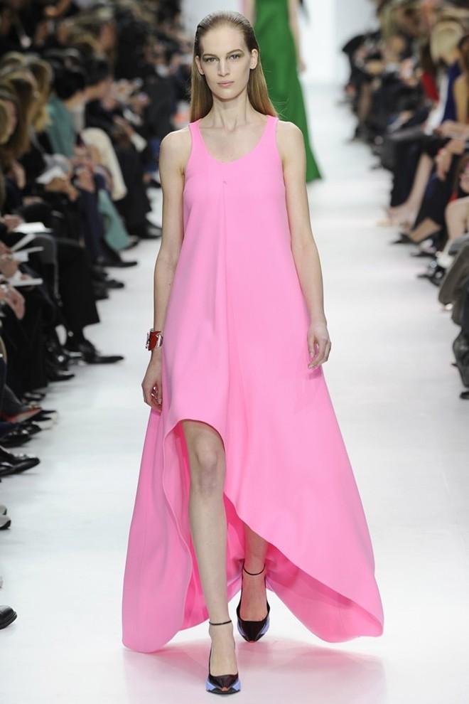Tone màu hồng một hot trend được sử dụng tinh tế trong thiết kế