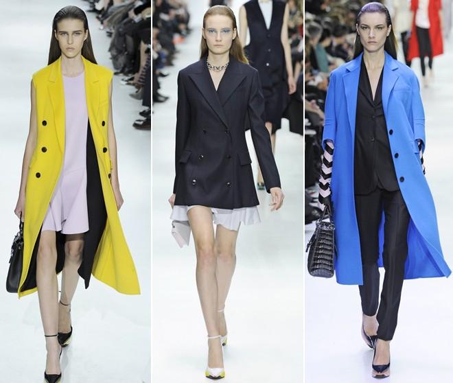 Những thiết kế Dior mang sự mạnh mẽ nhưng cũng sexy và vô cùng cá tính.