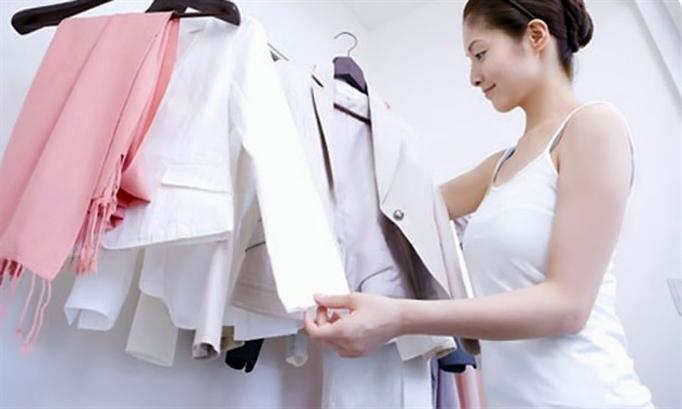 Những mẹo vặt cực hay để bảo quản quần áo