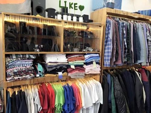 Thỏa thích sắm đồ tại Thanh Tâm Shop