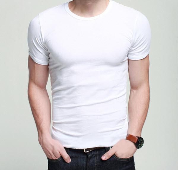 Áo thun tay ngắn tạo sự khỏe khoắn