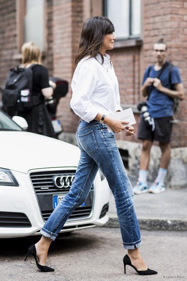 Bảo quản quần jean đẹp như mới