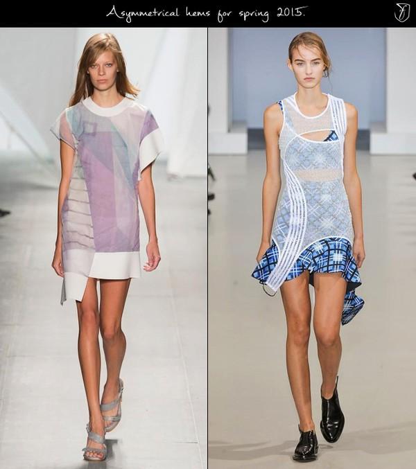 Phong cách váy vạt chéo tạo nên sự khảo khoắn