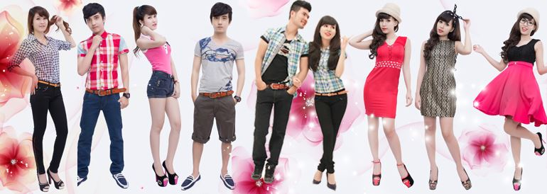 Quần áo giá sỉ thời trang cho nam nữ