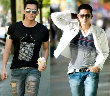 Quần áo giá sỉ thời trang nam lịch lãm