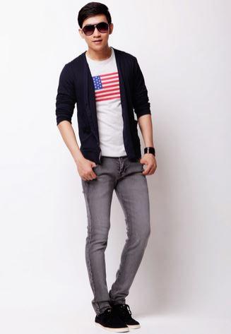 Quần áo nam giá sỉ TPHCM thời trang lịch lãm