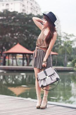 Quần áo giá sỉ thiên đường thời trang