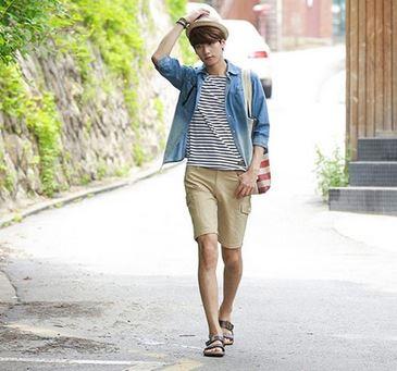 Quần áo nam giá sỉ TPHCM đẹp thời trang