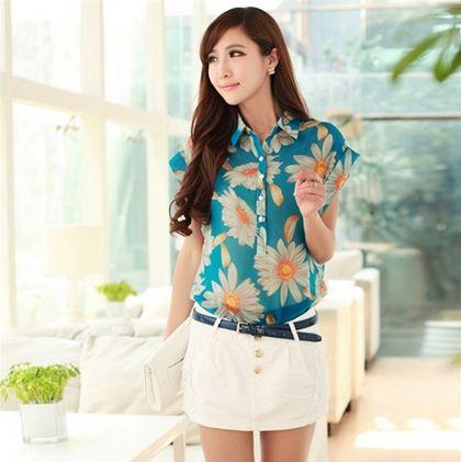 Quần áo giá sỉ thời trang mùa hè lý tưởng