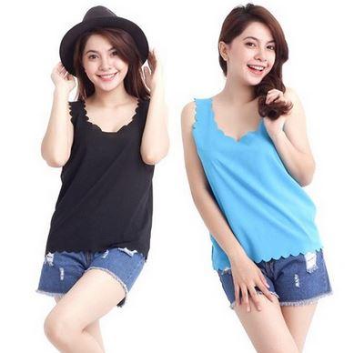 Quần áo giá sỉ thời trang mùa hè sôi động