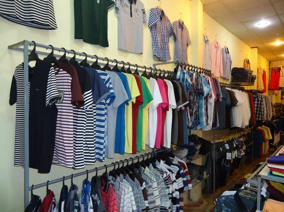 Quần áo nam giá sỉ TPHCM thời trang kinh doanh Online