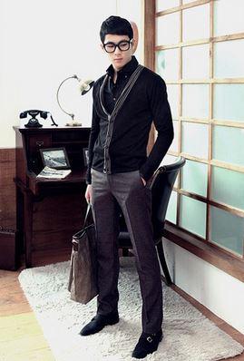 Quần áo nam giá sỉ TPHCM quần tây thời trang