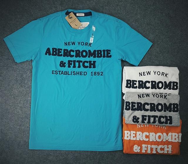 áo thun nam abercrombie - quần áo giá sỉ