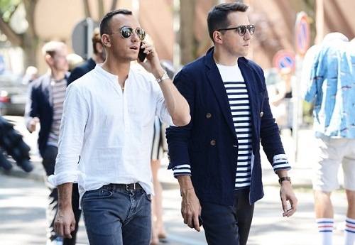 Phong cách thời trang của quý ông