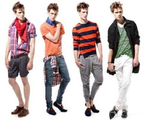 Thời trang nam phong cách và cá tính