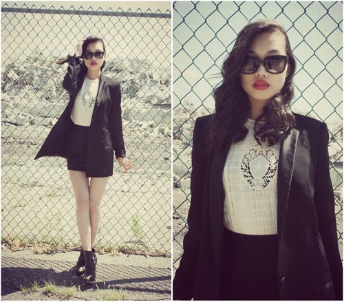 Cách phối trang phục với áo blazer hoàn hảo nhất