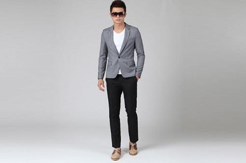Áo Blazer mang lại tính cách trẻ trung, năng động