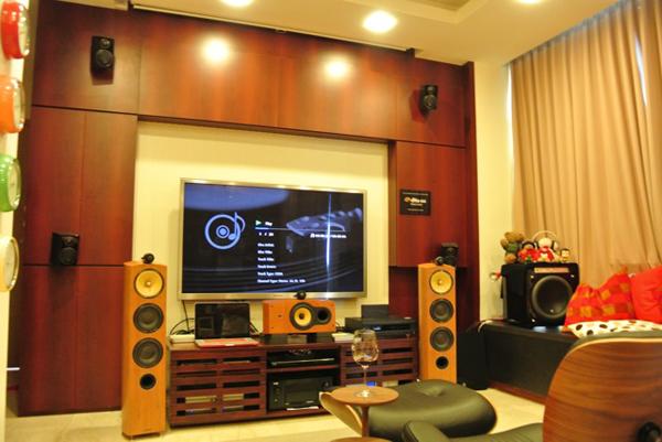 Denon AVR-4520, cho hệ thống xem phim tối ưu