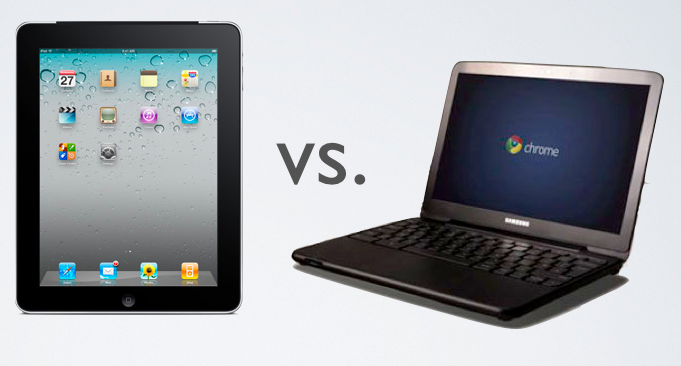 iPad đang bị dần thay thế khỏi trường học