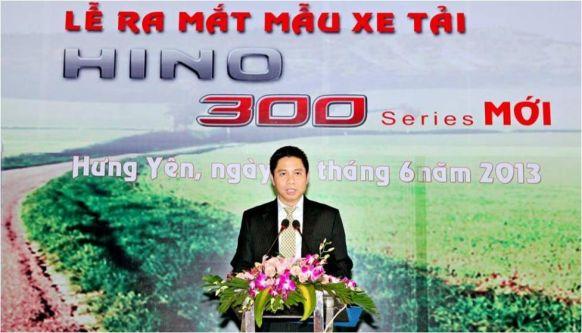 Phát biểu khai mạc của ông Lê Quốc Huy- Tổng giám đốc công ty Sao Bắc