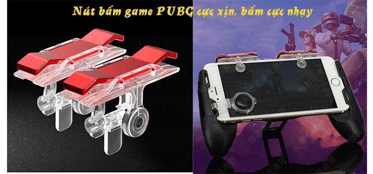 Bộ tool chơi game PUBG cực đỉnh