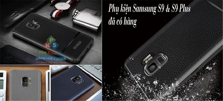 Phụ Kiện cho Samsung Galaxy S9 và S9 Plus