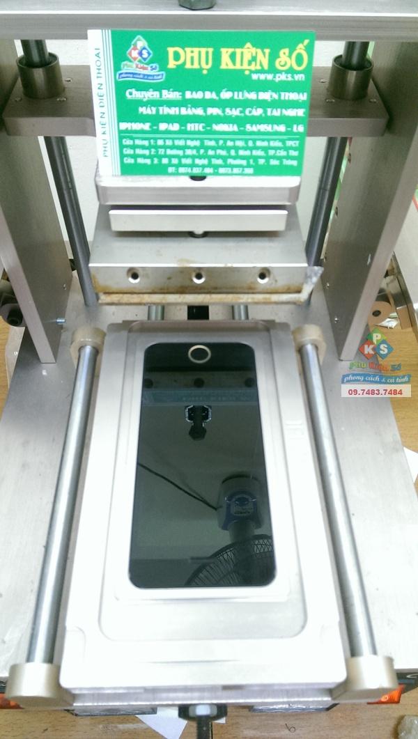 4.Thay ép kính màn hình chất lượng uy tính giá rẻ tại Cần Thơ.
