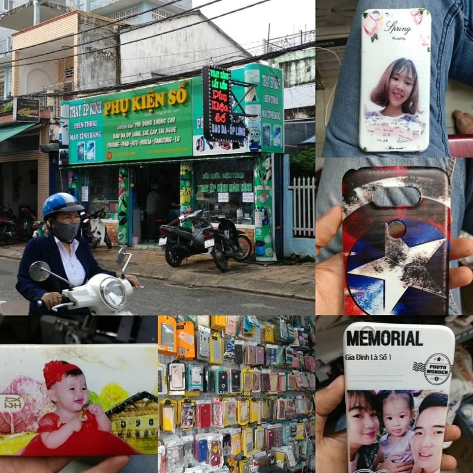 Cửa hàng Phụ Kiện Số - đường Xô Viết Nghệ Tỉnh, Tp Cần Thơ