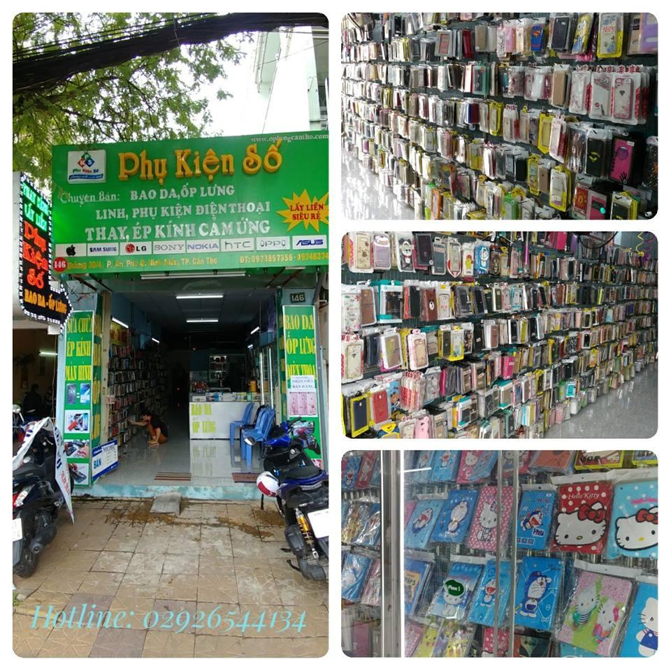 Cửa hàng Phụ Kiện Số - chi nhánh đường 30 tháng 04 tp Cần Thơ
